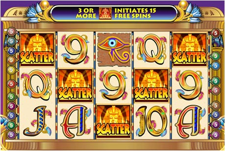 Cleopatra Video Slot Para Descargar Locos Por Los Slots